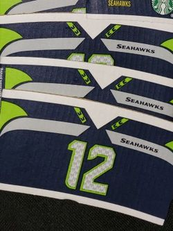 Seattle Seahawks 12th Man collector sleeves & dozens more posts listed here for Sale in Kirkland,  WA