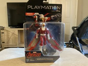Hot Wheels & Disney Playmation Marvel Avengers Marvel's Falcon Hero Smart Figure for Sale in Escondido, CA