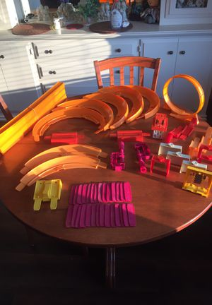 Redline Hot Wheels Accessories 76 pieces $100 for Sale in West Carson, CA