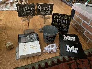 Wedding decor for Sale in Arvada, CO