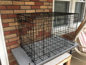 Medium size crate for a dog or cat for Sale in St. Louis, MO