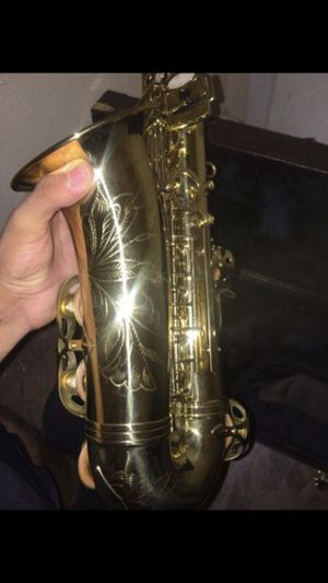 J Erich Saxophone for Sale in Houston, TX