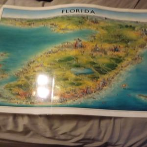 Map for Sale in Fort Lauderdale, FL