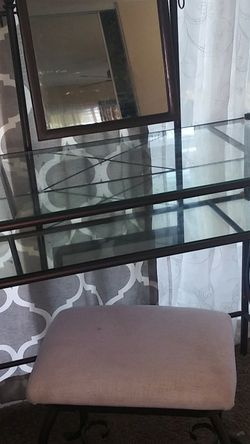 Glass Vanity for Sale in Escondido,  CA