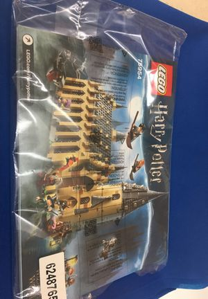 Lego manual Harry Potter 75964 for Sale in Westminster, CA