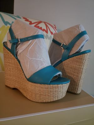 Michael Kors wedge sandals for Sale in Raleigh, NC