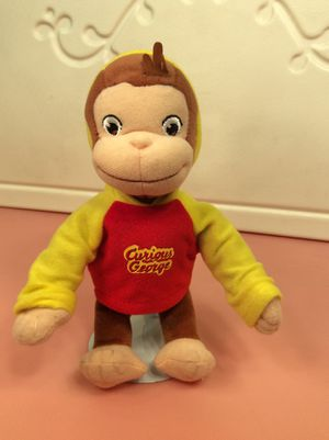 Curious George for Sale in San Antonio, TX