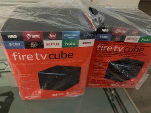 Fire Tv Cube for Sale in Clovis, CA