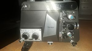Reel to Ŕeel 8mm film projector by Ranox for Sale in Vero Beach, FL
