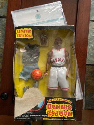 Dennis Rodman NBA toy collection for Sale in Orlando, FL