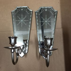 Pair Of Wall Sconces for Sale in Seattle, WA