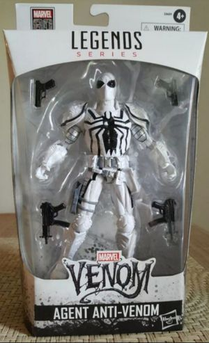 Marvel Legends Agent Anti Venom Collectible Action Figure Toy for Sale in Chicago, IL