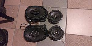 Pioneer 3way door speakers for Sale in Miami, FL