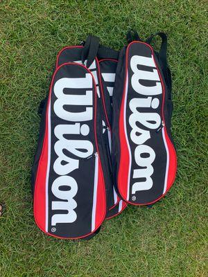 Tennis Racket Bags for Sale in Bakersfield, CA