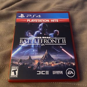 BattleFront 2 PS4 New Opened for Sale in Manteca, CA