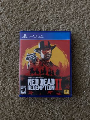 RED DEAD REDEMPTION II for Sale in Vancouver, WA
