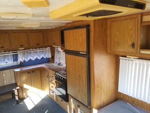 Fith wheel camper for Sale in Marshall, MI