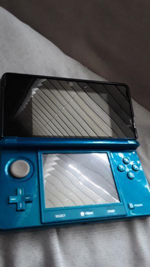 Aqua Blue Nintendo 3DS for Sale in Edwardsville, IL