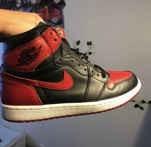 2016 Jordan 1 bred banned for Sale in North Las Vegas, NV