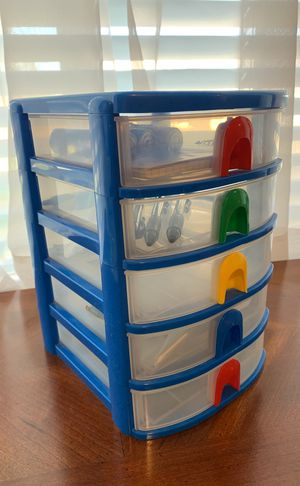 Plastic Drawer Storage for Sale in Portland, OR