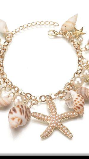 New sea shell bracelets for Sale in Largo, FL