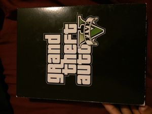 Gta 5 for pc💙 good condition but lost the case to it ! for Sale in Meridian, MS