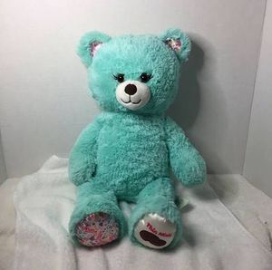 Build A Bear - Thin Mints - stuffed bear - like new for Sale in Mason, OH