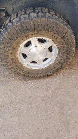 Rim and tires for Sale in Casa Grande, AZ