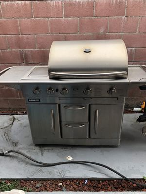 Stainless Steel Grill Propane for Sale in Los Angeles, CA