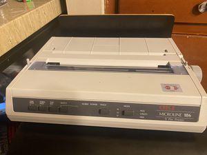 OKI Microline 186 -Printer for Sale in Anaheim, CA