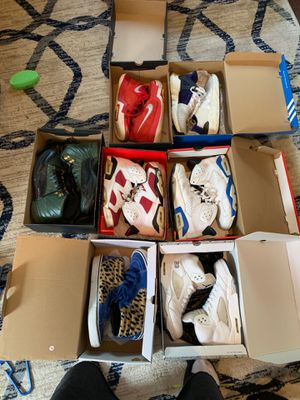 Shoes for sale sizes 8-9.5 for Sale in Baden, PA