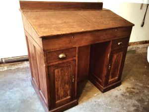 Antique writers Desk for Sale in Beaverton, OR
