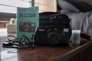 AS IS Canon Sure Shot 80 Tele Date Film Camera for Sale in San Diego, CA