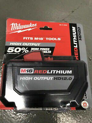 Milwaukee m18 HD12.0 battery for Sale in Tacoma, WA