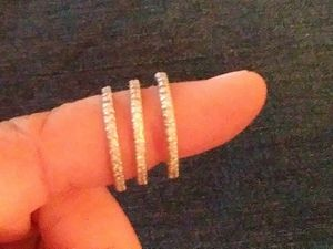 Sterling Silver Stackable Rings for Sale in San Jose, CA