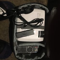Projector And Firestick for Sale in Los Angeles,  CA