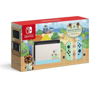 Nintendo Switch - Animal Crossing: New Horizons Edition - Switch for Sale in Gresham, OR