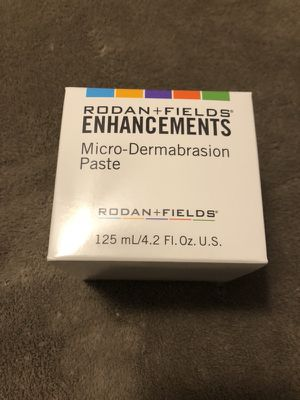 Rodan and fields enhancements micro-dermabrasion paste for Sale in Washington Township, NJ