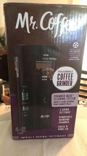 Me. Coffee, coffee grinder for Sale in Lawrence, MA