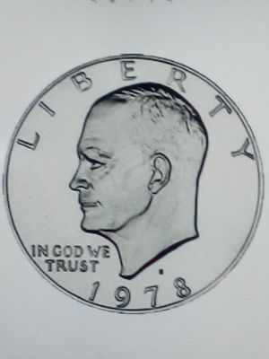 1978 Eisenhower coin for Sale in Taylor, MI