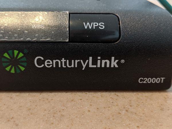 CenturyLink C2000T Modem-router - NEW