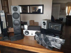Speakers receivers NEED GONE!! for Sale in Ocean Springs, MS