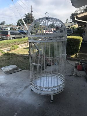 Bird cage large for Sale in San Diego, CA