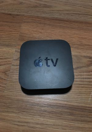 Apple TV 2nd Generation for Sale in Dallas, TX