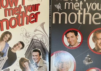 How I Met Your Mother - Seasons 2 & 3 for Sale in San Dimas,  CA