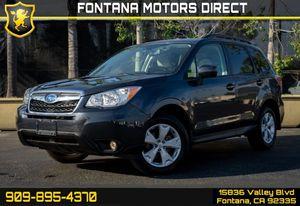2016 Subaru Forester for Sale in Fontana, CA
