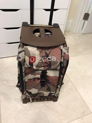 Zuca Rolling Ride-On Bag Camo for Sale in Miami, FL