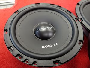 Orion 6.5 component speakers for Sale in Tampa, FL