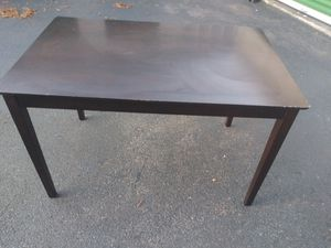 Brown Wooden Table for Sale. for Sale in Virginia Beach, VA