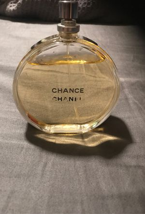 Chanel chance perfume for Sale in Huntington Park, CA